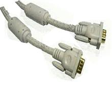 Faranet SVGA HDB15M/M VGA Cable 20m